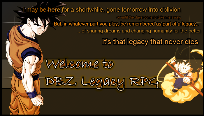 Legacy RP Forums