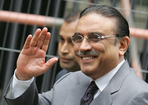 Zardari - president of Pakistan Zardar11