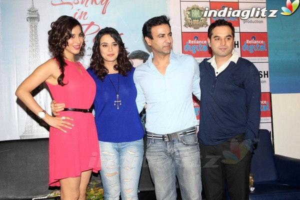 Ishkq In Paris Promotion At Reliance Digital Store 1202912