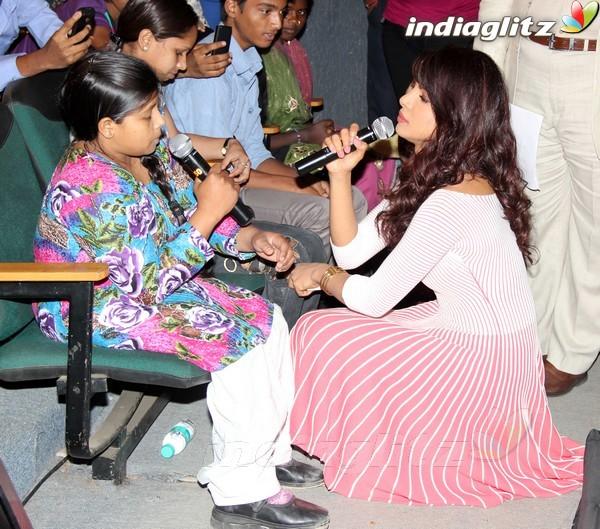 Priyanka Launches UNICEF's Mobile Application Priyan21