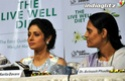 Sridevi Launches Live Well Diet Book Book2012
