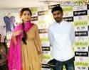 Sonam, Dhanush Celebrate 'Campus Blues' Dhau1811