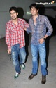 Karan Johar, Arjun At 'Gippi' Special Screening Screen11