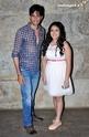 Karan Johar, Arjun At 'Gippi' Special Screening Screen13