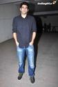 Karan Johar, Arjun At 'Gippi' Special Screening Screen14