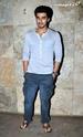 Karan Johar, Arjun At 'Gippi' Special Screening Screen17