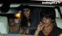 Shahrukh Snapped At Pizza Metro Pizza Srk20112