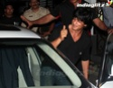 Shahrukh Snapped At Pizza Metro Pizza Srk20910