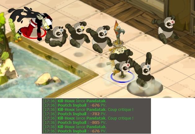Kill - Panda d'attaque - 199. Datak10