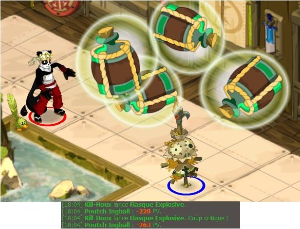 Kill - Panda d'attaque - 199. Flasqu10