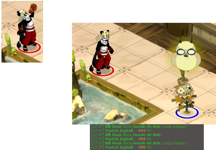 Kill - Panda d'attaque - 199. Gdb10