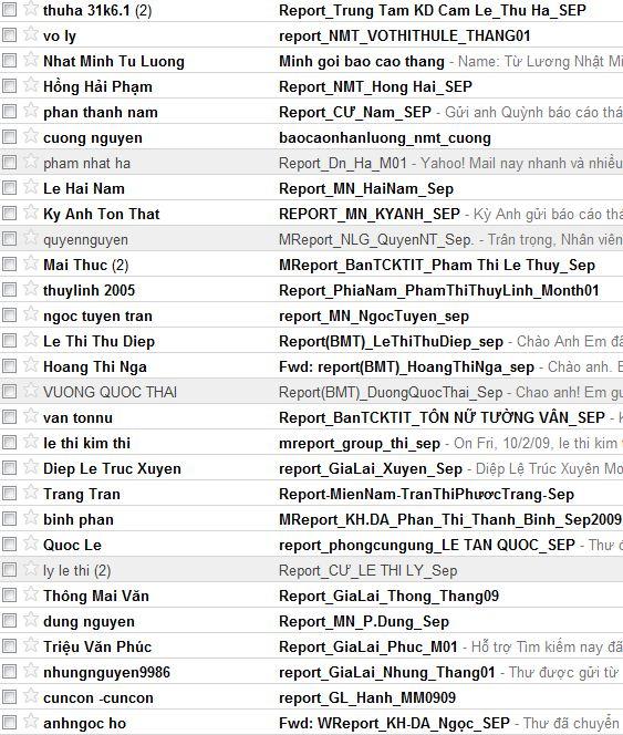 New Staff - Aug 2009 - Nhan Luat Group - Mời tất cả các  Email110