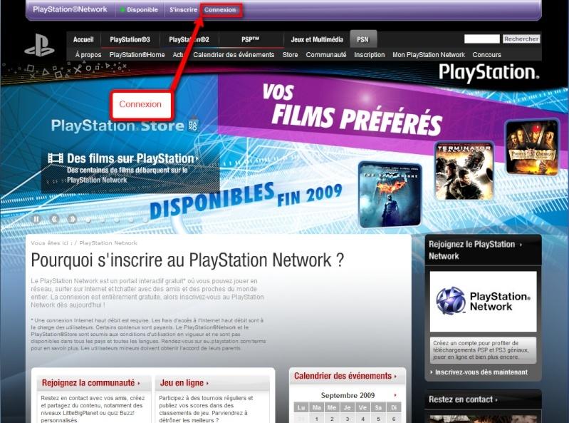 Comment obtenir un ID portable Playstation Network Playid10