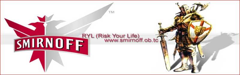 Smirnoff RYL