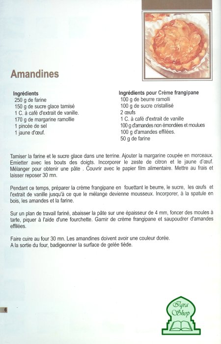 Amandines... Liv-0410