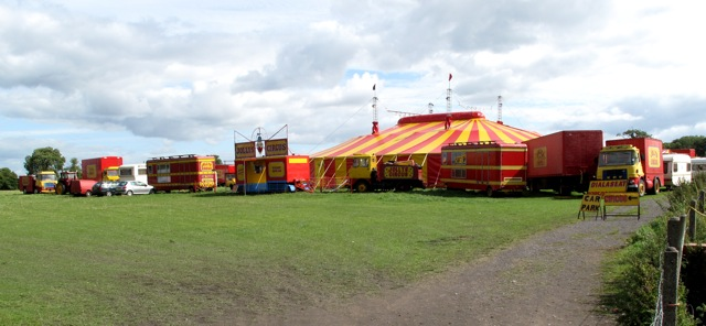 Peter Jolly's Circus at Rushall, Walsall Peterj10