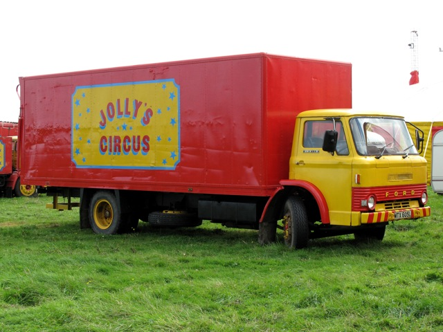 Peter Jolly's Circus at Rushall, Walsall Peterj14