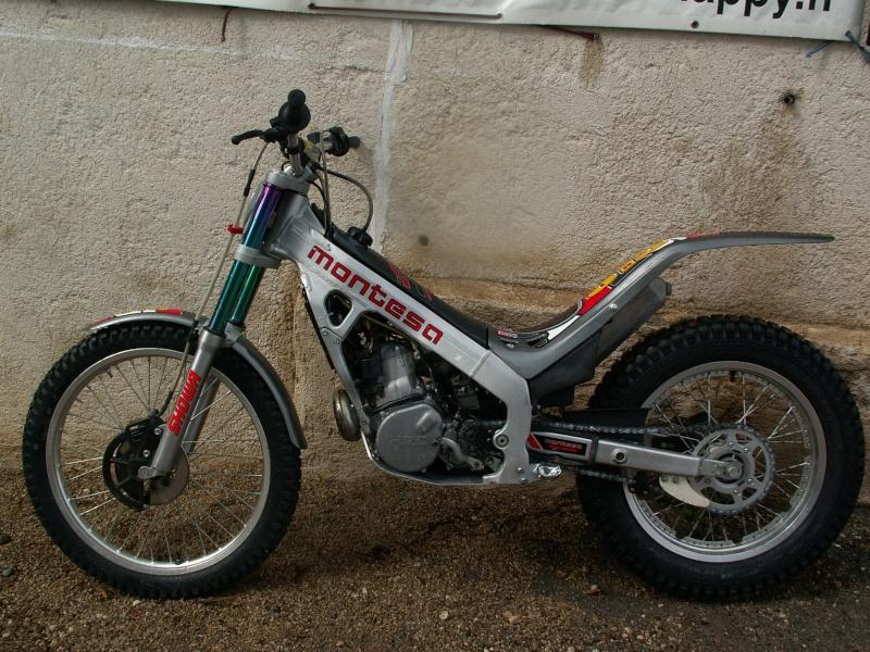 Vend Montesa Cota 315r avec Kit Rando Pict0010
