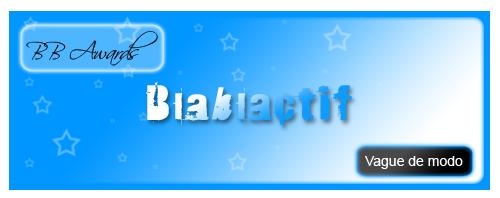 Blablactif