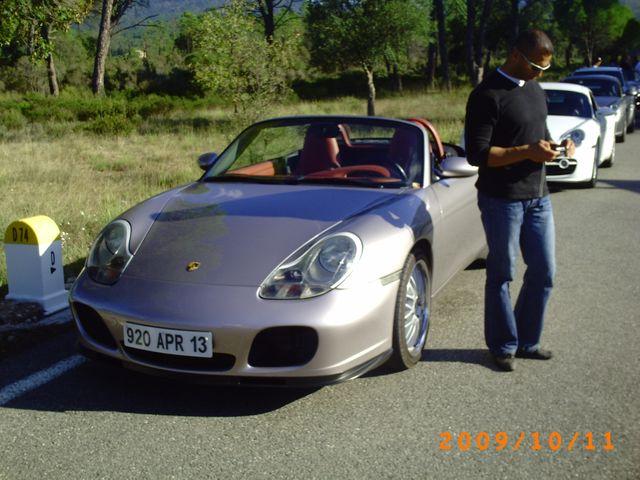 Paradis Porsche a St Tropez Pict0021