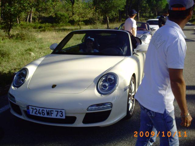 Paradis Porsche a St Tropez Pict0022