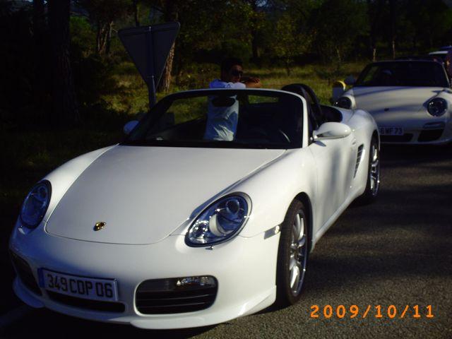 Paradis Porsche a St Tropez Pict0023