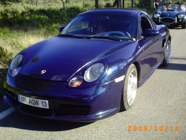 Paradis Porsche a St Tropez Pict0111