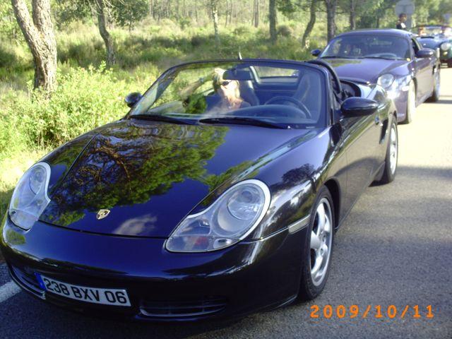 Paradis Porsche a St Tropez Pict0112