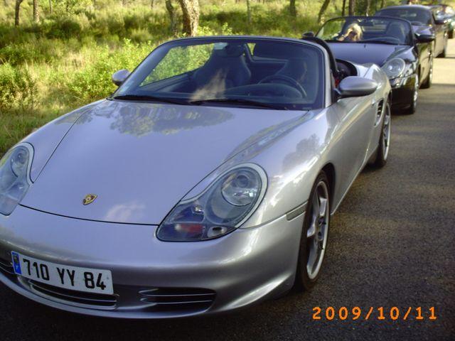 Paradis Porsche a St Tropez Pict0113