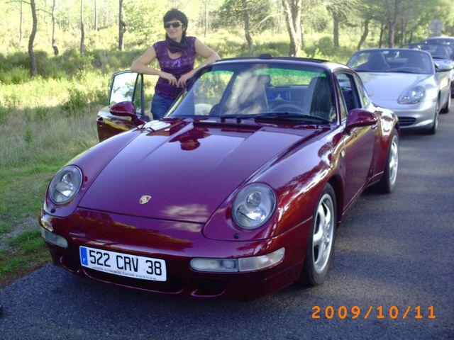 Paradis Porsche a St Tropez Pict0114