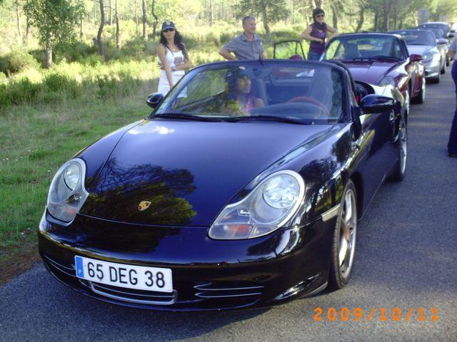 Paradis Porsche a St Tropez Pict0115