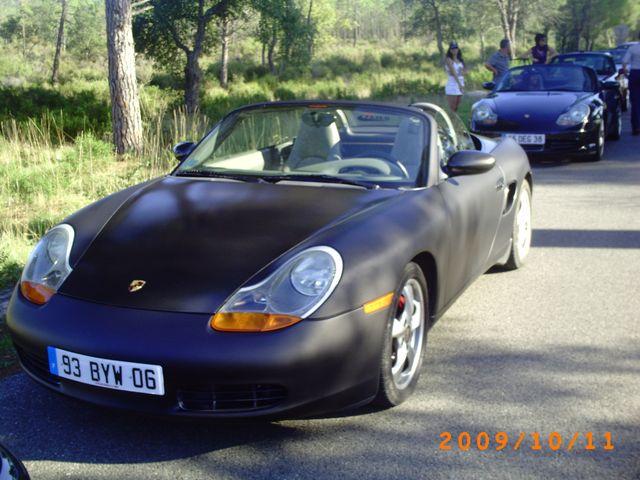 Paradis Porsche a St Tropez Pict0116