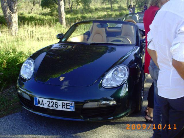 Paradis Porsche a St Tropez Pict0117