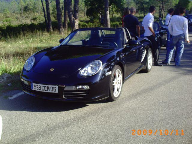 Paradis Porsche a St Tropez Pict0118