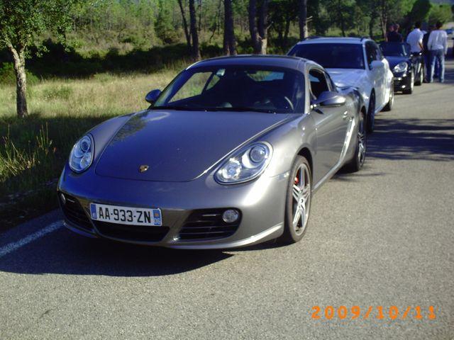Paradis Porsche a St Tropez Pict0119