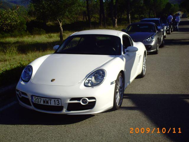 Paradis Porsche a St Tropez Pict0121