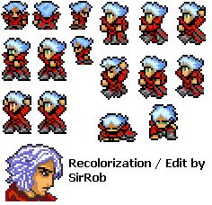 Icons & Spritesheets by Me Sirrob11