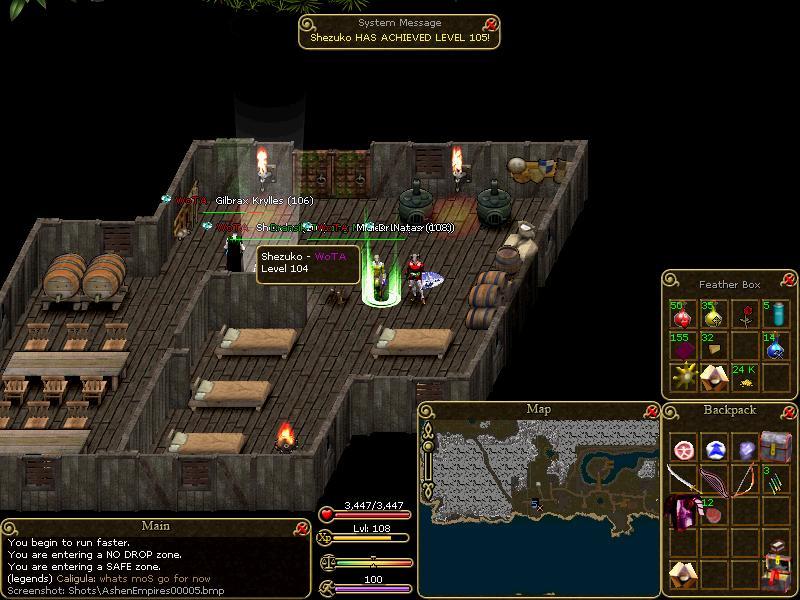 Screenshots Ashene17
