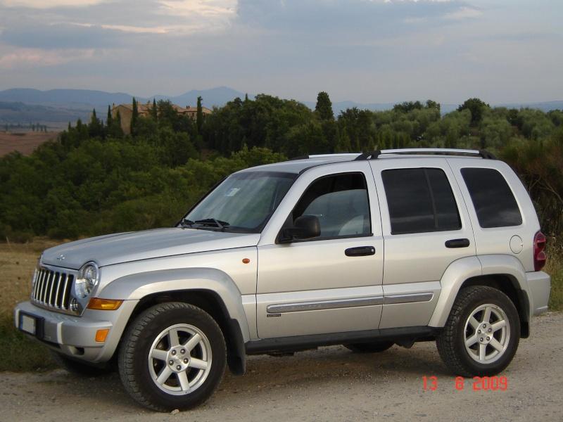 Il mio KJ 2800 CRD limited automatico (anno 03/2007) Dsc01212