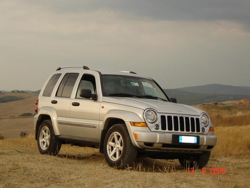 Il mio KJ 2800 CRD limited automatico (anno 03/2007) Dsc01213