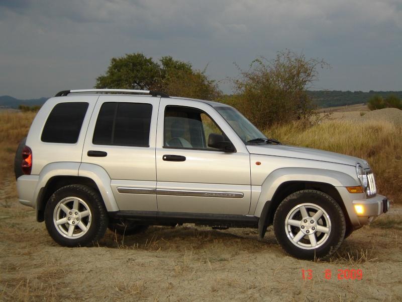 Il mio KJ 2800 CRD limited automatico (anno 03/2007) Dsc01214