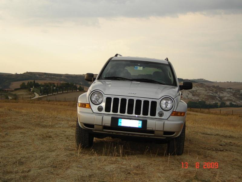 Il mio KJ 2800 CRD limited automatico (anno 03/2007) Dsc01215