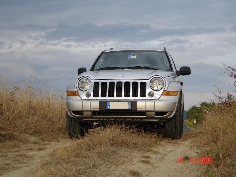 Il mio KJ 2800 CRD limited automatico (anno 03/2007) Dsc01216