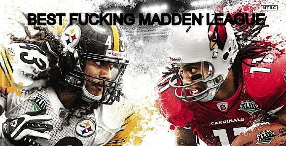 BEST FUCKING MADDEN LEAGUE