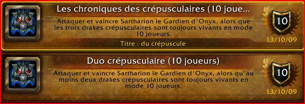 Guilde World of Warcraft La main des Braves - Bienvenue Sartha15