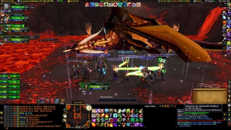 Guilde World of Warcraft La main des Braves - Bienvenue Wowscr10