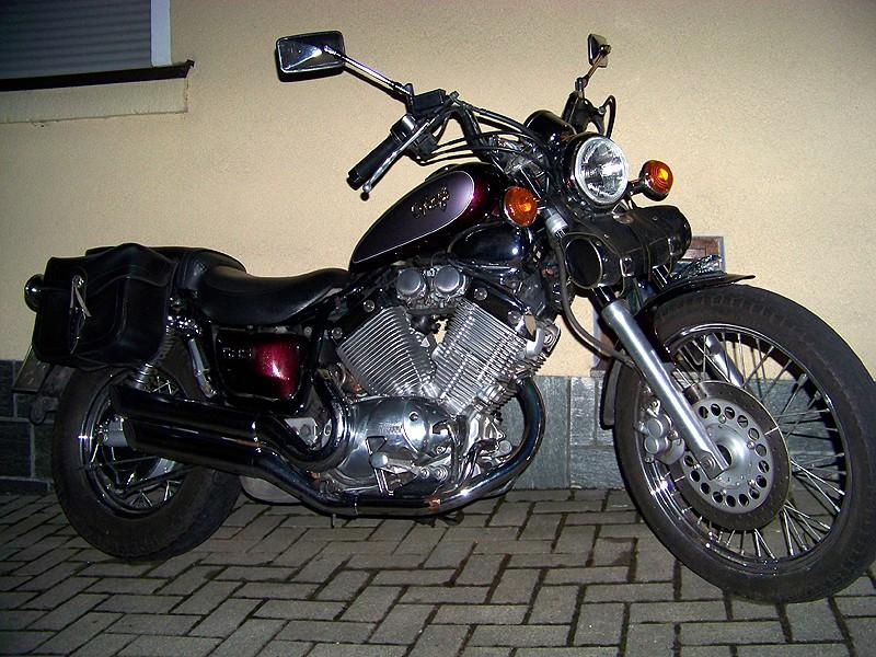 Schwere Motorräder - Schnappschuss vom Admin Virago10