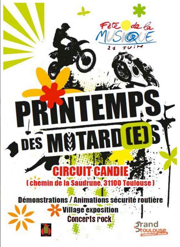 21, 22 et 23 juin à Toulouse - Printemps des motards Captur22