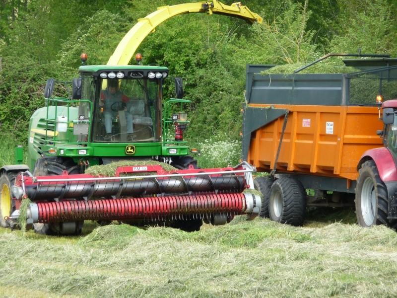 Recolte d'herbe 2013: qui fauche? P1020119