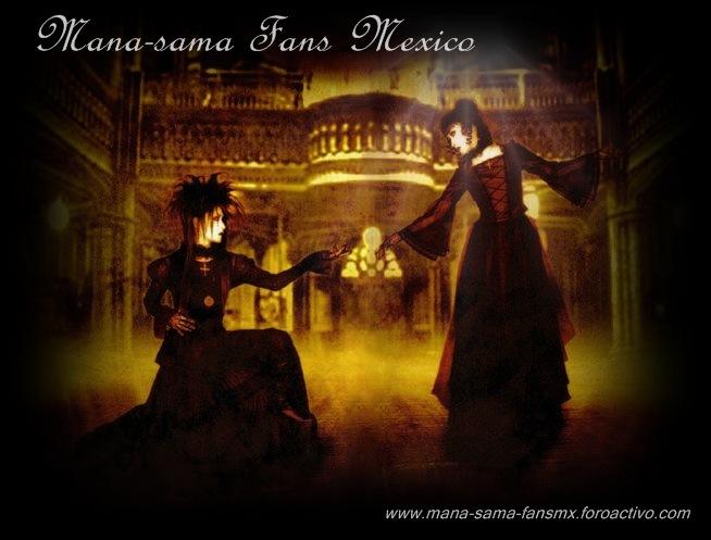 Mana-sama fans Mexico